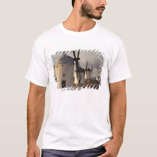 T-shirt Consuegra, moulins à vent antiques 6 de Mancha de