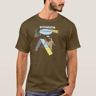 T-shirt Contact de la prière du manipulateur