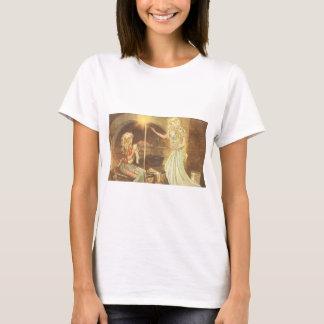 T-shirt Conte de fées vintage, Cendrillon et marraine