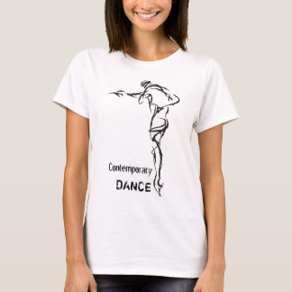 T-shirt contemporain de DANSE