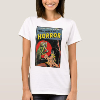 T-shirt Contes d'horreur comiques