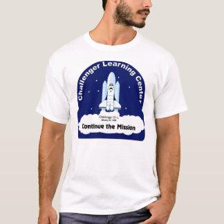 T-shirt Continuez la mission