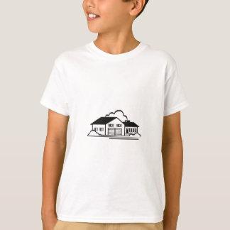 T-shirt Contour de Chambre