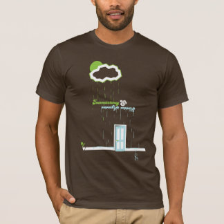 T-shirt Contradiction et agendas cachés