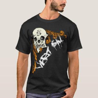 T-shirt Contrainte d'argent liquide