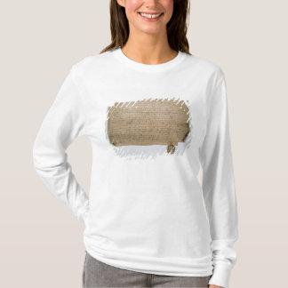 T-shirt Contrat ecclésiastique du duc grand de