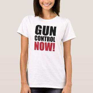 T-shirt Contrôle des armes maintenant