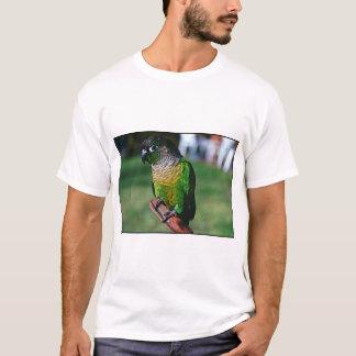 T-shirt conure vert de contrôle