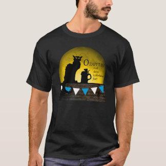 T-shirt Conversation Oktoberfest Noir