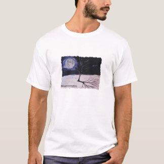 T-shirt Conversations de minuit