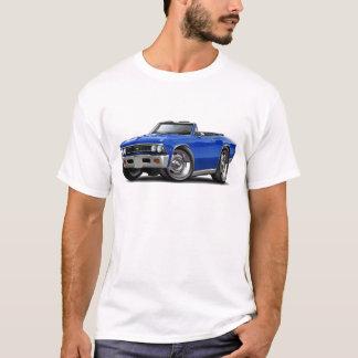 T-shirt Convertible 1966 bleu de Chevelle
