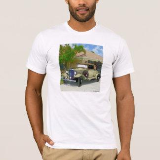 T-shirt Convertible de 32 Plymouth en Floride Sun