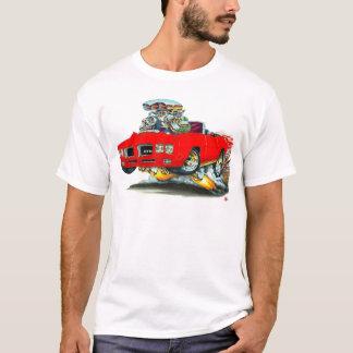 T-shirt Convertible rouge de 1970 GTO