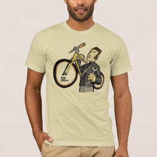 T-shirt Convoitise de vélo de connard ?