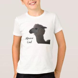 T-shirt - cool d'alpaga…