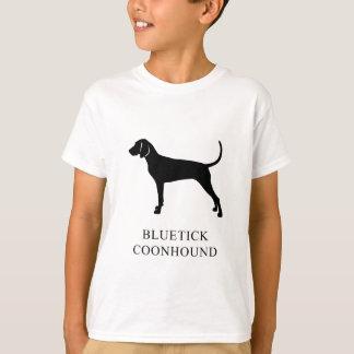 T-shirt Coonhound de Bluetick