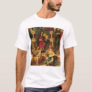 T-shirt Coordonnée des musiciens d'ange