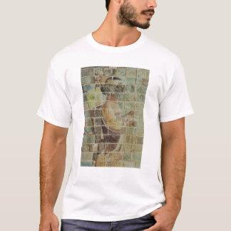 T-shirt Coordonnée d'un archer d'une frise