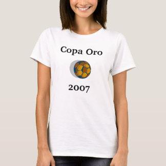 T-shirt Copa Oro2007