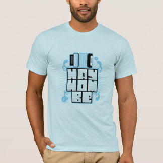 T-shirt copia de hayhombe