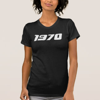 T-shirt Copie 1970 gentille