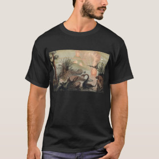 T-shirt Copie d'antiquité du monde préhistorique