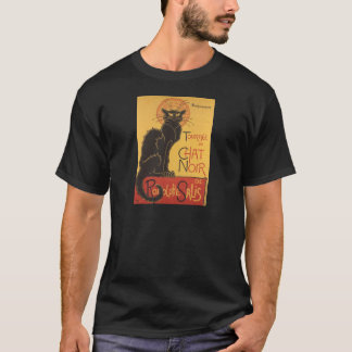 T-shirt Copie d'art de Le Chat Noir