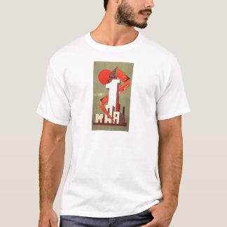 """T-shirt """"Copie de constructivisme ęr du mai"""""""