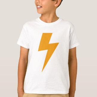 T-shirt Copie de jaune d'énergie de tonnerre