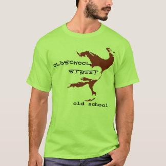 T-shirt copie de l'idée 1, vieux St de Skool