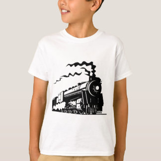 T-shirt Copie de train