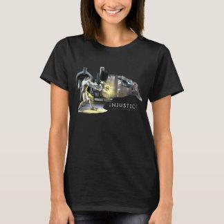 T-shirt Copie d'écran : Cyborg contre Nightwing 2