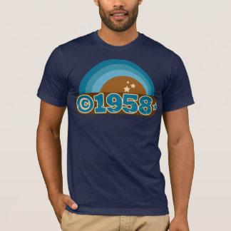 T-shirt Copyright 1958