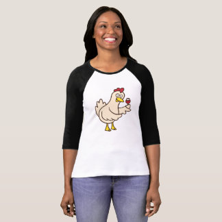 T-shirt Coq au vin
