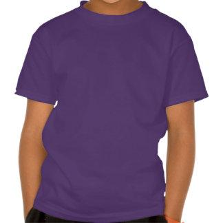 T-shirt coquet mignon d'enfants de jaguars de