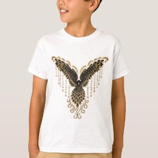 T-shirt Corbeau d'or