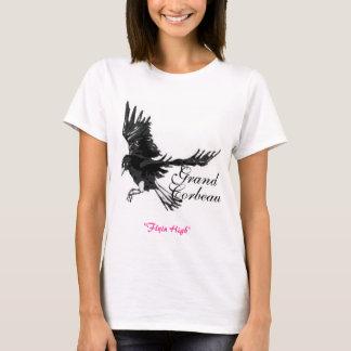 T-shirt Corbeau grand