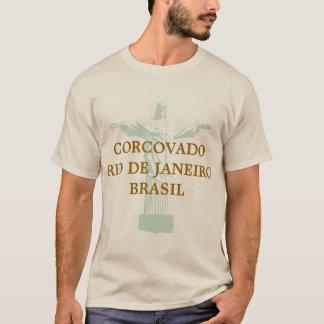 T-shirt corcovado riodejaneiro Brésil