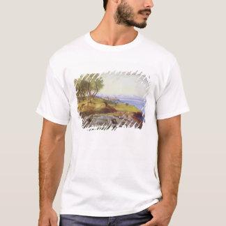 T-shirt Corfou de l'ascension, c.1856-64 (huile sur la
