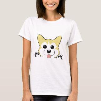 T-shirt Corgi