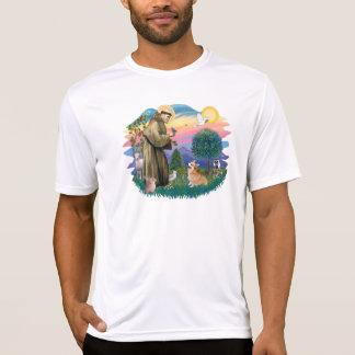 T-shirt Corgi de Gallois (#7b)