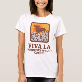 T-shirt Corgi de Gallois de Pembroke