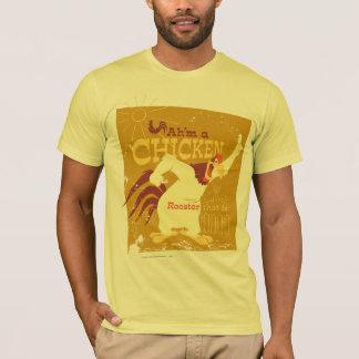 T-shirt Corne de brume Ah'm un poulet