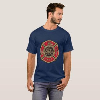 T-shirt Corps de sapeurs-pompiers de St Louis