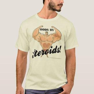 T-shirt Corps par des stéroïdes