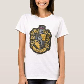 T-shirt Correction de crête de Harry Potter   Hufflepuff