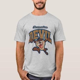 T-shirt Correction de diable tasmanien de TAZ™