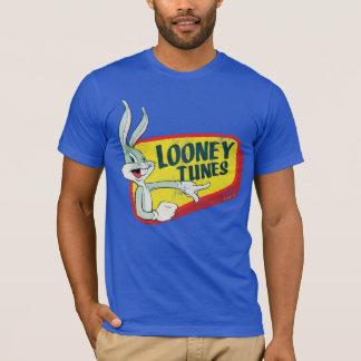 T-shirt Correction LOONEY du ™ TUNES™ de BUGS BUNNY rétro