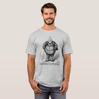 T-shirt Corruption Soulless, la manière américaine, MAGA