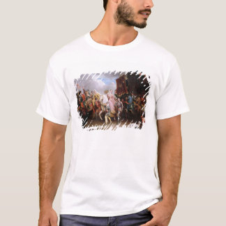 T-shirt Cortège au Roiall Justs Holden dans Smithfiel